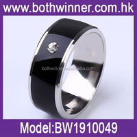 Cheap nfc tag ,H0T139 smart brass ring jewelry for sale