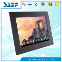 9.7 inch wall mount Android 4.4 android tablet Advertising display screen resolution 1024x768