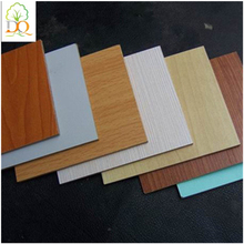 Various Colors Melamine Faced MDF Board
