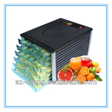 New 6 Tray Food Dehydrator Commercial Quality Preserve Fruit Beef Jerky Dryer