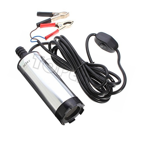 2016 Hot Stainless Steel Diesel Fuel Water Oil Transfer Refueling Submersible Pump