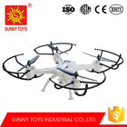 Alibaba mais recente estilo 5.8 GHz 6-axis gyro rc quadcopter drone com hd camera para venda
