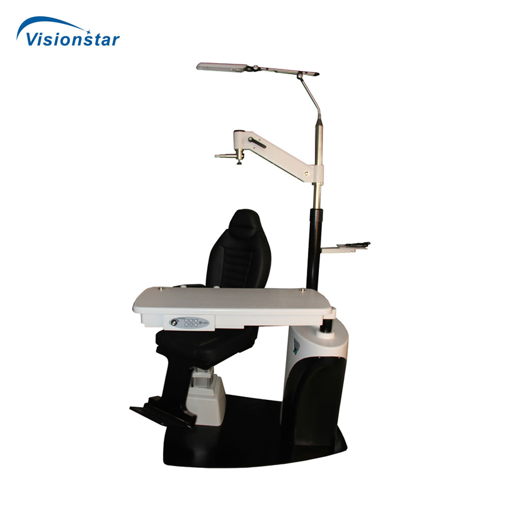 optical equipments CT-500 high quality China ophthalmic unit with table and chair
