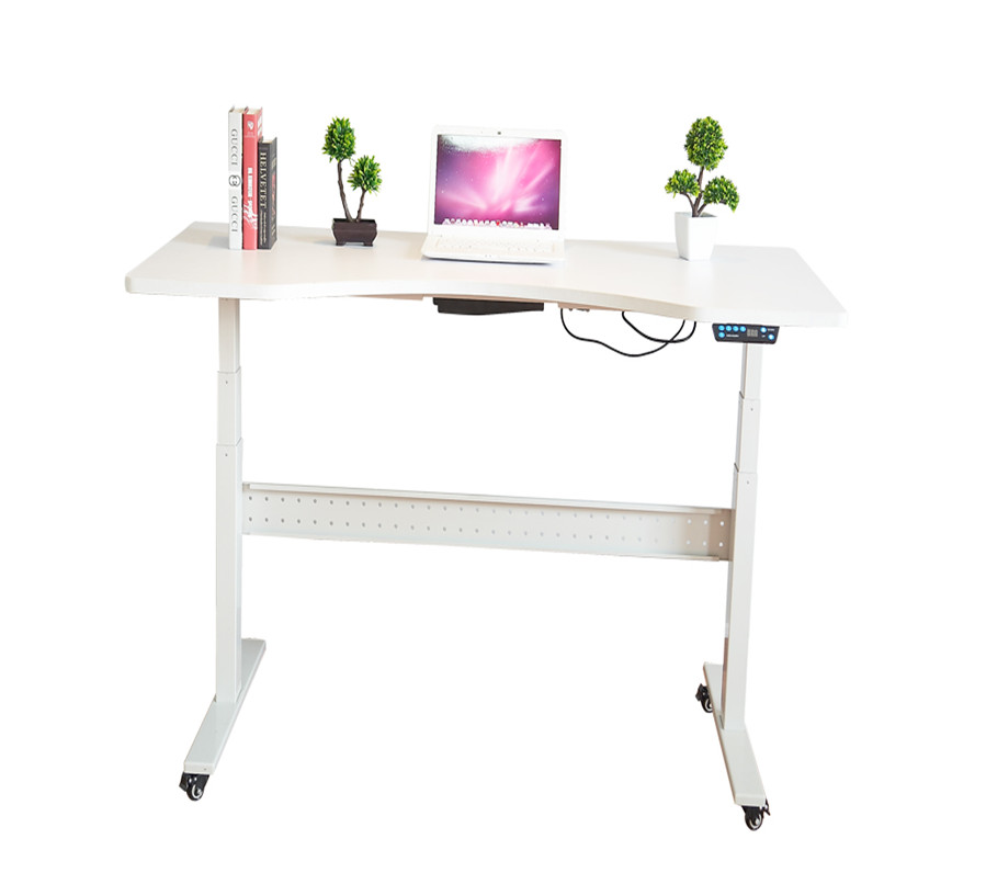 Electric Height Adjustable Desk Frame For Your Health   Buy Height  Adjustable Frame,Electric Height Adjustable Desk Frame,Metal Desk Frames  Product On ...
