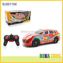 Best gift kids toy replica small remote control cars battery powered plastic toys imitation world rc car