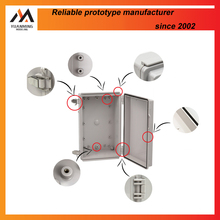high quality cheap junction box plastic injection mold maker