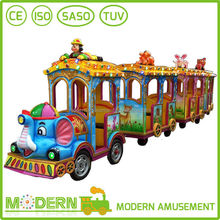 trackless kids miniature train rides for rent