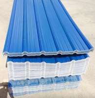 High Quality Tct 0.35mm Zinc Color Coated Corrugated Metal Galvanized Roofing Steel Sheet Width 800mm