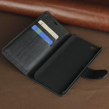 Mobile phone flip cover case leather case for xm mi 1s wallet business card holder cell case