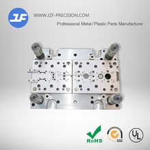 This jig is applicable to radial hole machining of shorter axis and pin and sleeve parts.