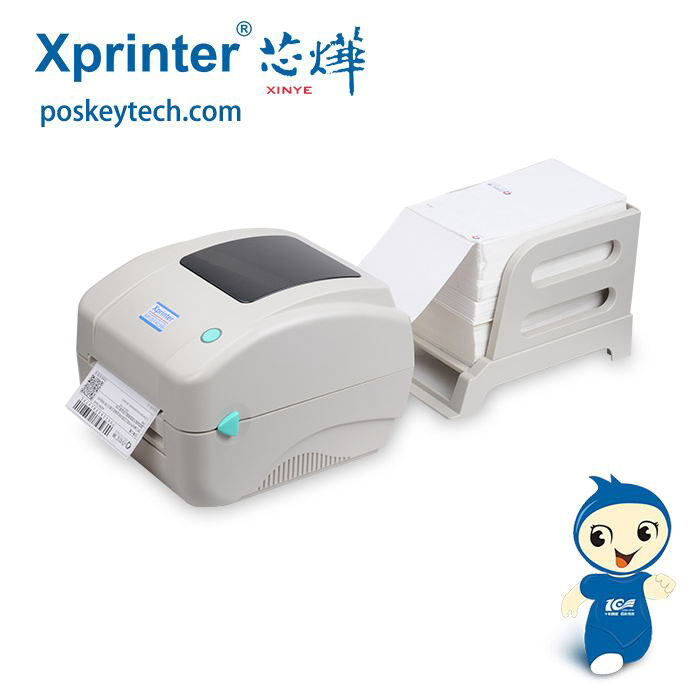4 inch sticker label printer from China