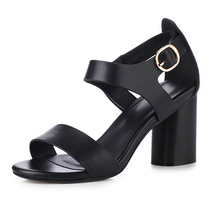 Tracyee 2017 Woman'S New Arrival High Heel Heel Girls Sliders Sandals Wholesale Low Price Black Strappy Heels Sandals 2017