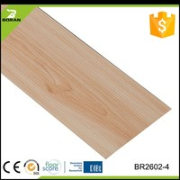 Durable pvc vinyl plank floor flexible flooring