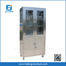 Stainless Steel Cabinet with wheel