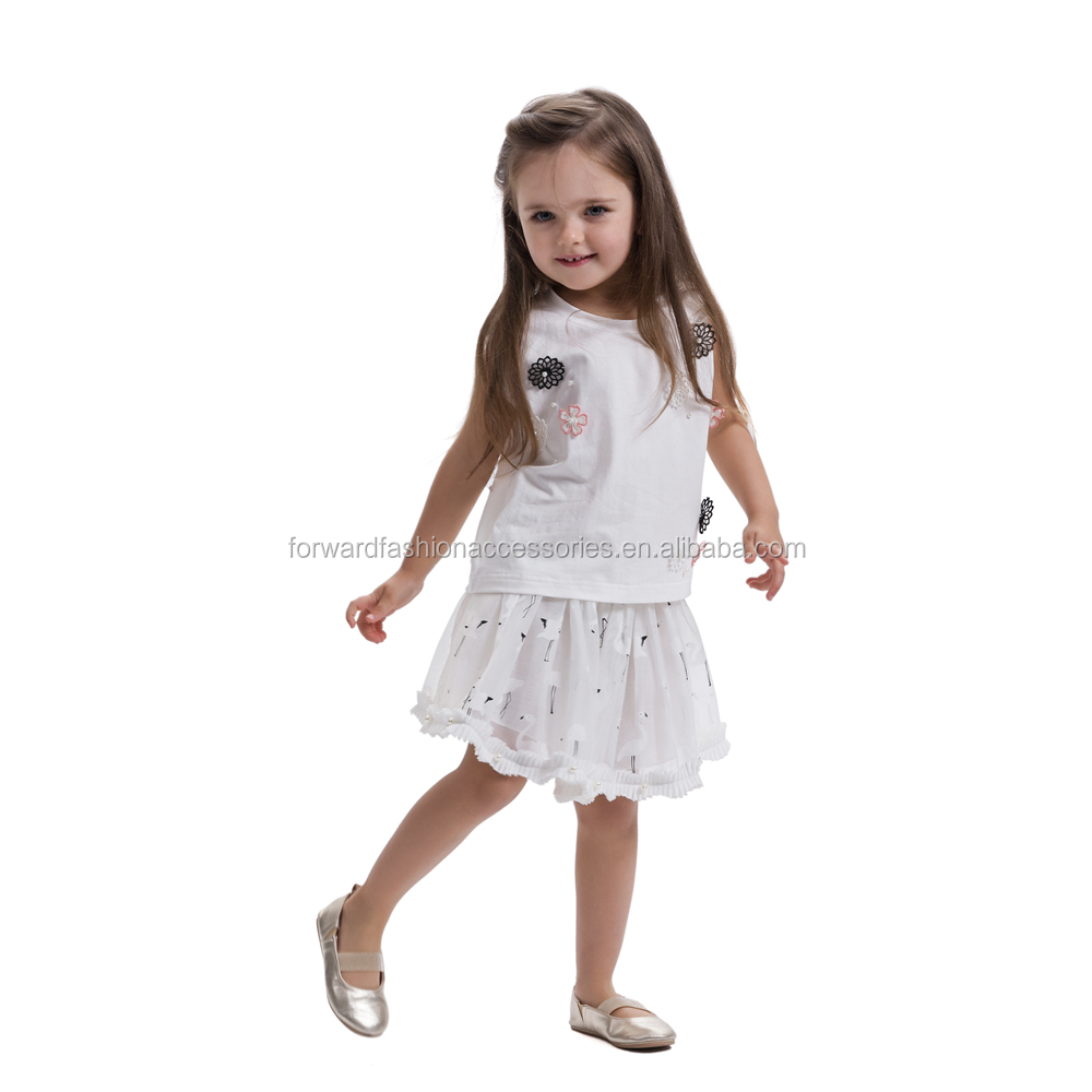 OEM custom bulk plain white 100% cotton wholesale children t shirts