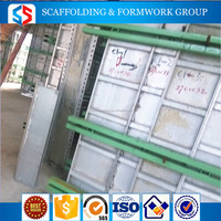 Tianjin SS Group Manufacturer Q235 construction steel aluminum formwork for concrete pouring