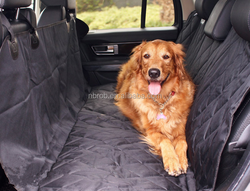 Back Seat Protector Pet Car Seat Cover