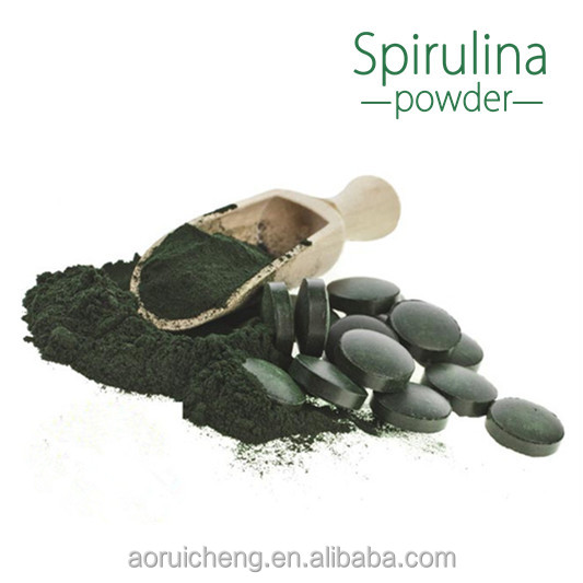 Health Benefits 100% Natural Organic Spirulina Powder