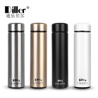 500ml High Grade Wholesale Double Wall Insulated 18 8 304 Stainless Steel Vacuum Thermos Flask Bottle With Tea Filter