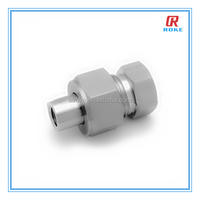 1/2'' stainless steel welding union ball joint