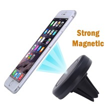 Hot sale universal air vent car holder universal magnetic holder phone holder universal magnetic car mount