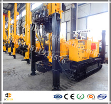 300m deep hydraulic borehole water well drilling rig equipment