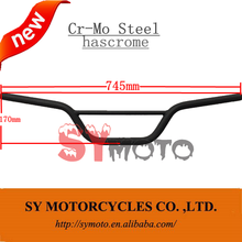 chrome molybdenum handle bar steel hascrome aluminum hollow bar alumminum bar 4303
