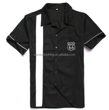 in stock wholesale suppliers party club clothes button up cool shirts for big men