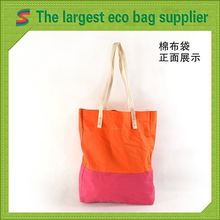 Wholesale Canvas Cosmetic Bag Fashion Mini Canvas Tote Bags