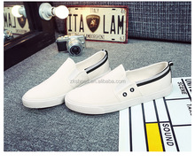 2017 Hot Sale Comfortable Unisex Loafers Slip On Sneakers