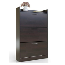 Hot selling hosehold home furniture customized wooden shoe rack cabinet