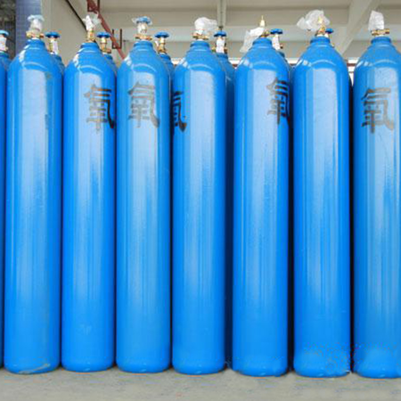 Industrial oxygen 40L cylinders for Vietnam