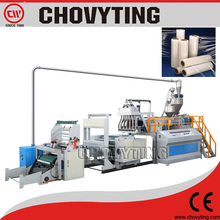 stretch and cling wrapping film machine