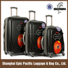 Personalized Beautiful ABS Luggage Set For Long Distance Traveling