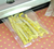 Plastic PA / PE Embossed Vacuum Food Storage Sealer Bag / Roll Films
