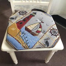 Owl Tapestry Sponge Chair Pad/Chair cushion