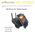 Newest Remote Control Accessories Portable Bracket Mobile Phone iPad Aluminum Frame For DJI MAVIC PRO Drone