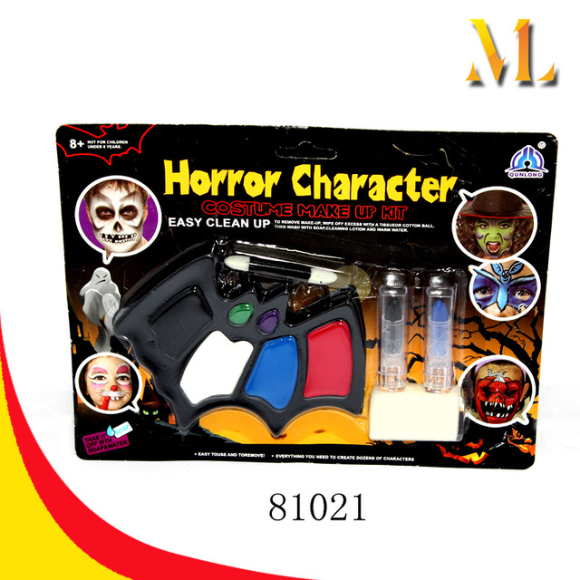 Children can use makeup kit halloween effects Cosmetic cheap makeup sets