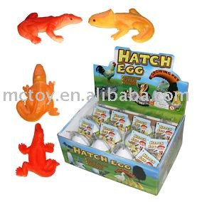 Factory supplier of growing hatching egg toy in water
