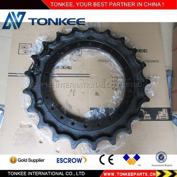 undercarriage parts 14532385 EC210B SPROCKET