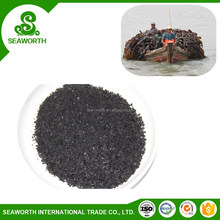 Useful dried seaweed organic fertilizer
