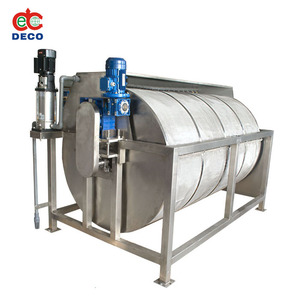 Stainless Steel Drum filter for water treatment