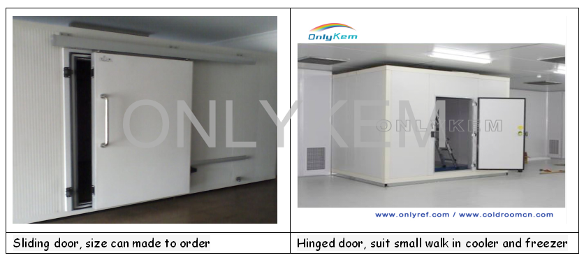 3 & Cold Room Door With Door Lock And Door Hinges - Buy Cold Room Door ...