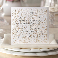 Waterproof high quality promotional usa wedding cards