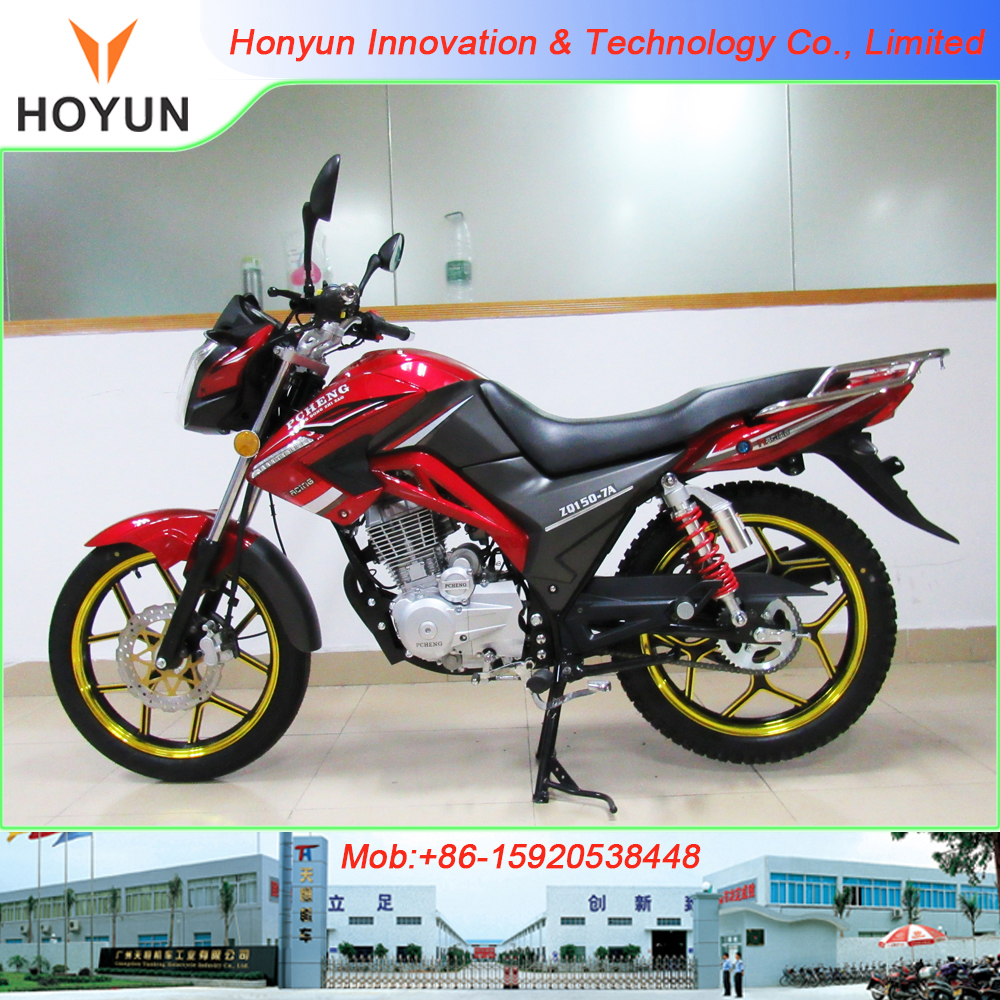 Hot sale in America and Africa SUZUKI QINGQI PEGASUS CBF YBR GN cool wing 3 motorcycles
