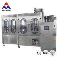 Small Scale Plastic Bottle Automatic Cola