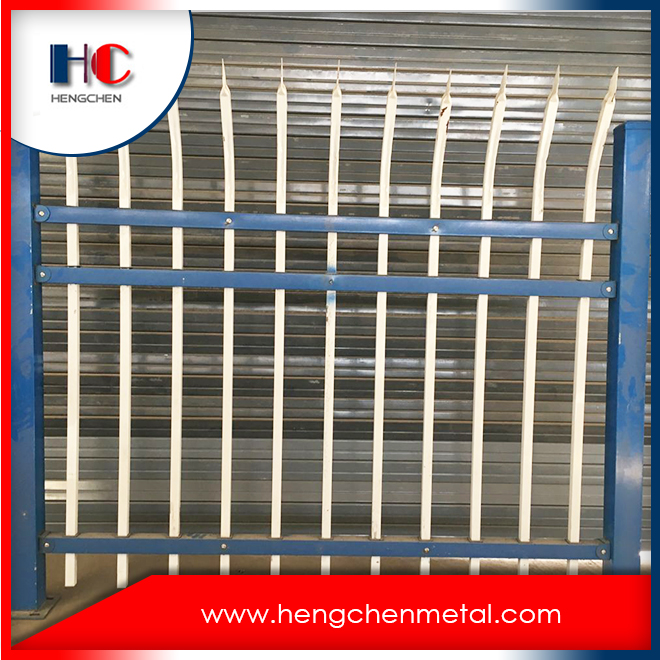 Mobile Temporary Metal Fence Panels