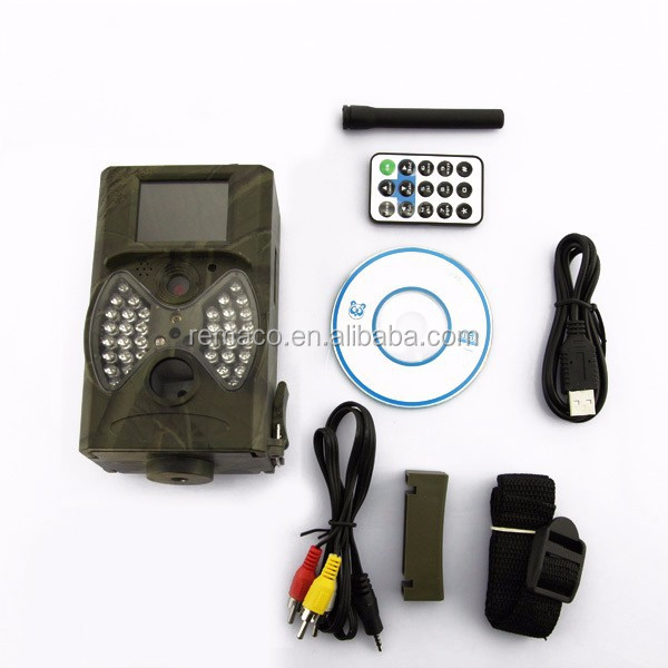 12MP 940nm MMS GPRS 1080P HD Wildlife Spy Camera Hunting Cameras RC-300M