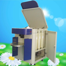 Colorant dispenser / computer paint mixing machine / automatic color tinting machine with durable canisters