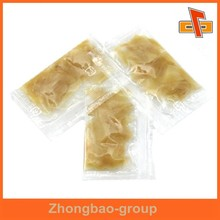 food grade moisture proof aseptic heat seal plastic oil sachet for instant noodle